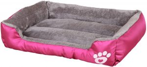 N-A RYGO Super Soft Self-Warming and Breathable Pet Bed Premium Bedding