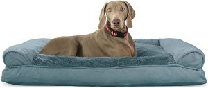 FURHAVEN PET- TRADITIONAL SOFA STYLE DOG BED