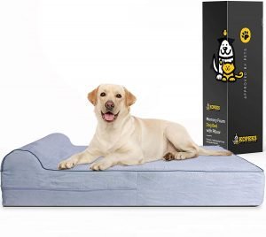 KOPEKS High-grade Orthopedic Pet Bed