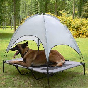 Nibuya X-large elevated dog cot