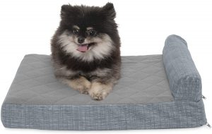 FURHAVEN PET- ORTHOPEDIC CHAISE LOUNGE