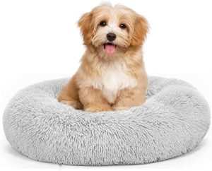 Jincheng calming donut dog beds