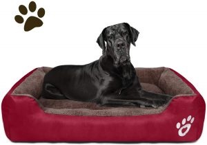 dog bed for weimaraners