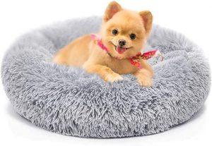 NONONFISH ANXIETY DOG BED