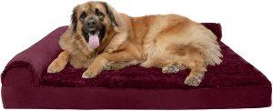 FURHAVEN PET- PACKABLE TRAVEL SOFA DOG BED