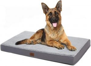 ETERISH ORTHOPEDIC DOG BED