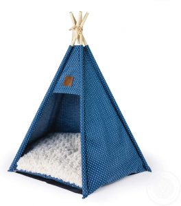 PICKLE & POLLY TENT DOG BED