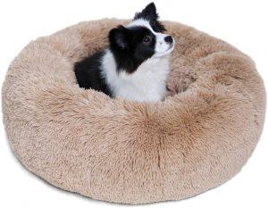 KEMULUS CALMING DONUT DOG BED