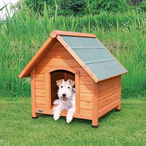 TRIXIE PET PRODUCTS LOG CABIN DOG HOUSE
