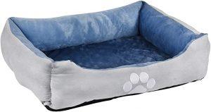 Long Rich Reversible Rectangle Pet Bed