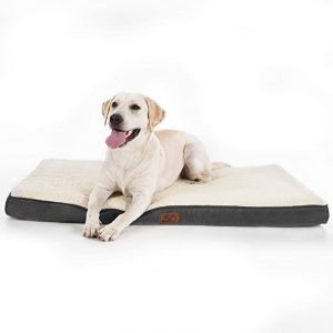 BEDSURE LARGE ORTHOPEDIC FOAM DOG BED