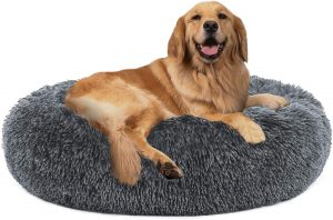 PUPPBUDD CALMING DOG BED