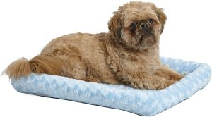 Midwest homes bolster pet bed