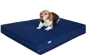 Dogbed4less Premium Memory Pet Bed