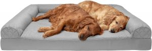 Furhaven Orthopedic Sofa-style Ped Bed
