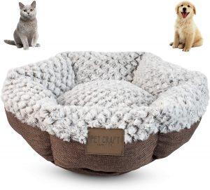 PET CRAFT SUPPLY CO. SOHO ROUND DOG BED