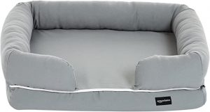 AMAZONBASICS PET SOFA LOUNGER BED PAD FOR DOGS