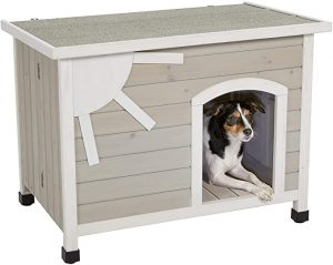 MIDWEST HOMES FOR PETS EILIO OUTDOOR DOG HOUSE