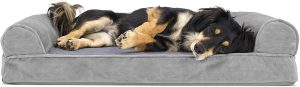 Furhaven Pet - Living Room Dog Bed for Dogs & Cats - Multiple Styles, Sizes, & Colors