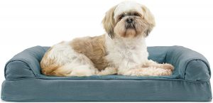 FURHAVEN PET- PACKABLE TRAVEL BED