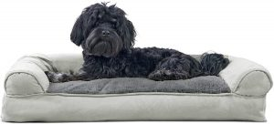 Furhaven Pet - Dog Pillow Bed & Traditional Dog Bed for Dogs & Cats - Multiple Styles, Sizes, & Colors