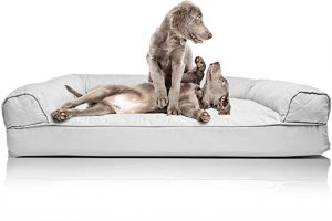 FURHAVEN PET- ORTHOPEDIC ROOM SOFA-STYLE COUCH DOG BED