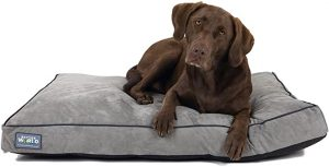 BETTER WORLD PET 5-INCH THICK ORTHOPEDIC DOG BED