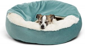 BEST FRIENDS BY SHERI COZY CUDDLER, LUXURY DOG BED