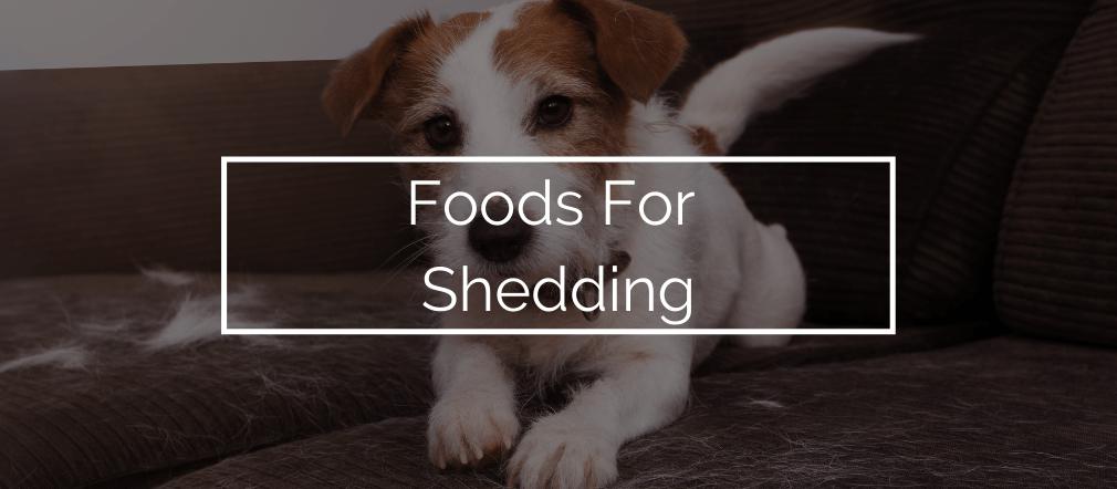 Foods For Shedding