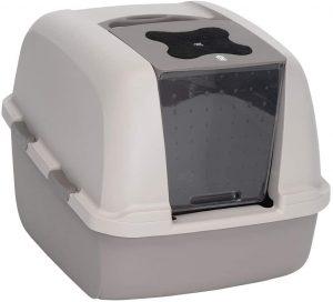 Catit Jumbo Hooded Cat Litter Box