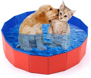 puncture proof dog pool