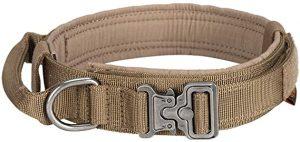 EXCELLENT ELITE SPANKER Tactical Dog Collar