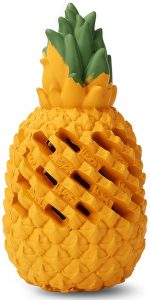 M.C.works Pineapple Dog Chew Toys for Aggressive Chewer