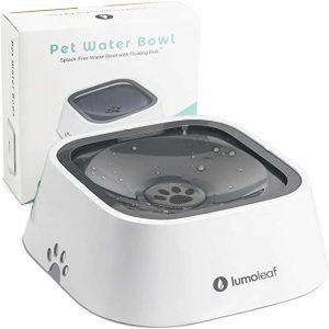 LumoLeaf Dog Water Bowl