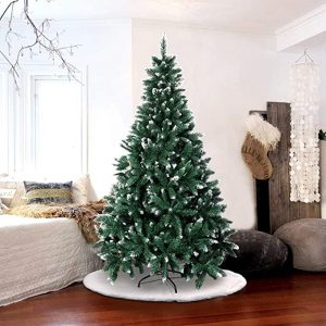 Aytai 6ft Artificial Dog Proof Safe Christmas Trees