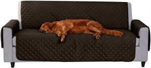 Furhaven Two-Tone Reversible Couch Cover