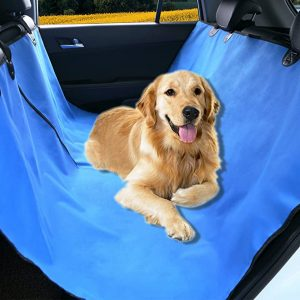 Dog proof seat cover
