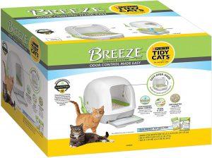 Purina Tidy Cats Breeze Hooded System Starter Kit