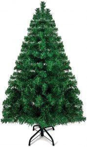 Prextex 4 Feet Artificial Canadian Fir Christmas Tree