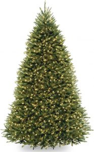 National Tree Company Pre-lit Artificial Christmas Tree