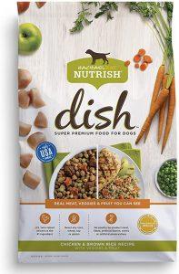 Rachel Ray Nutrish DISH Chicken and Brown Rice Dog Food