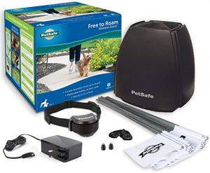 PetSafe Free to Roam Wireless Dog and Cat Fence
